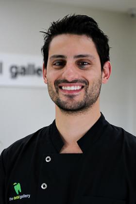 Dr Anthony Barberi